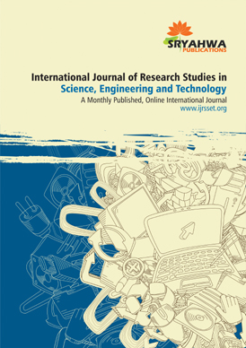 IJRSSET - International Journal of Research Studies in Science, Engineering and Technology